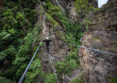 Hoachwool Klettersteig | Naturns