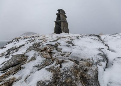 The Stone Church | Evenes